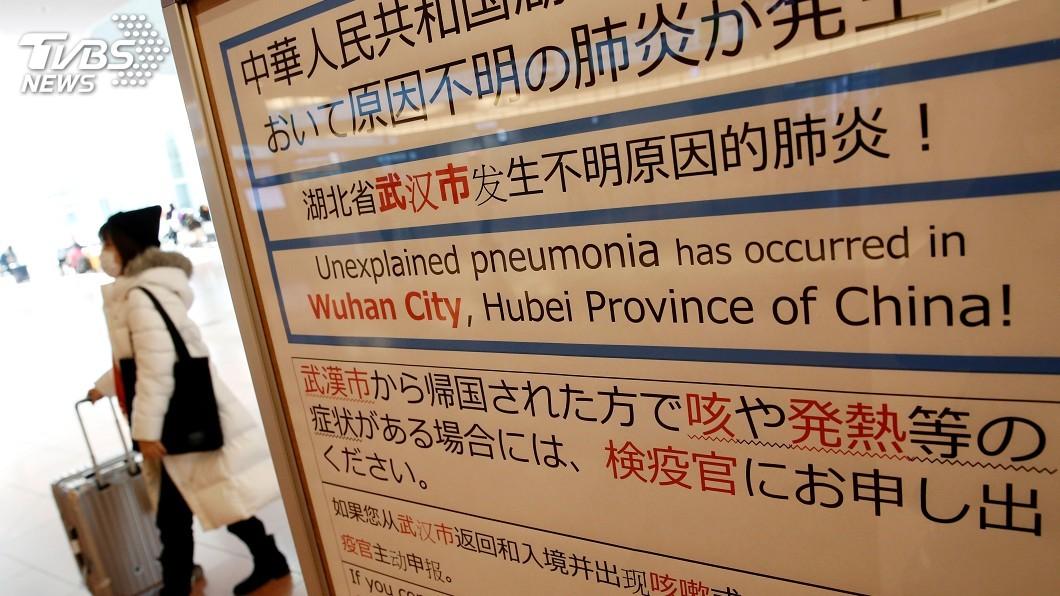 圖/達志影像路透社 農曆春節中國旅客將湧至 日本海關嚴陣以待