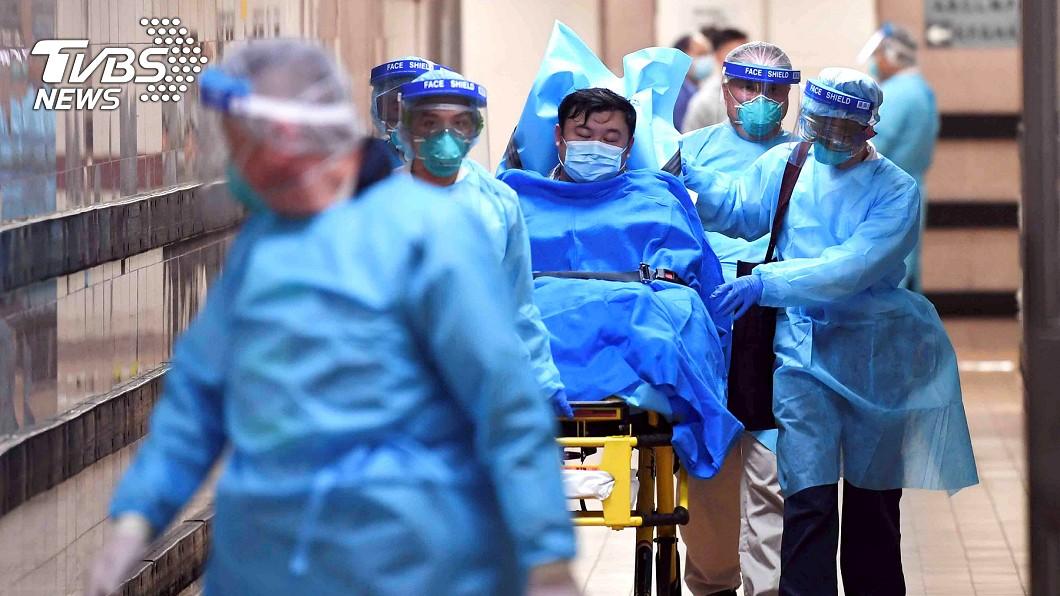 示意圖/達志影像路透社 美國宣布研發疫苗 「伊波拉」解藥有望成為武漢肺炎救星