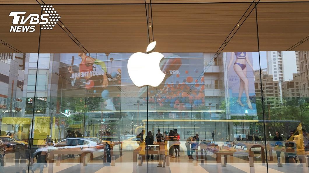 圖/中央社 蘋果傳前3季每季推新品 9月看5G版iPhone亮相