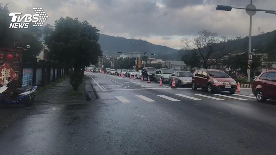 圖/TVBS 蘇花改塞車引民怨 公路總局擬提高限速70公里
