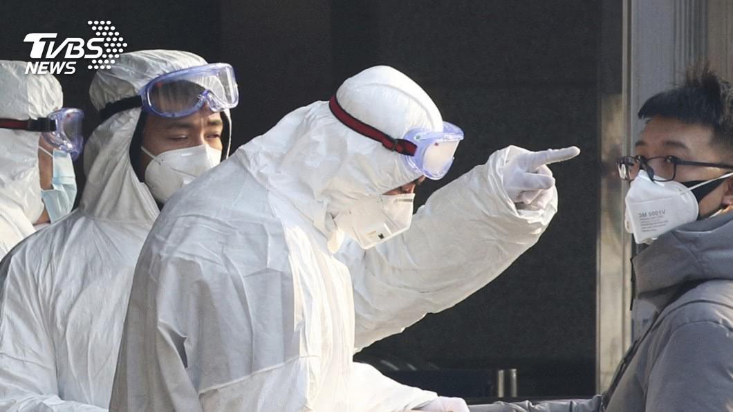 圖/達志影像美聯社 武漢肺炎蔓延!法國、尼泊爾、澳洲均淪陷疫區