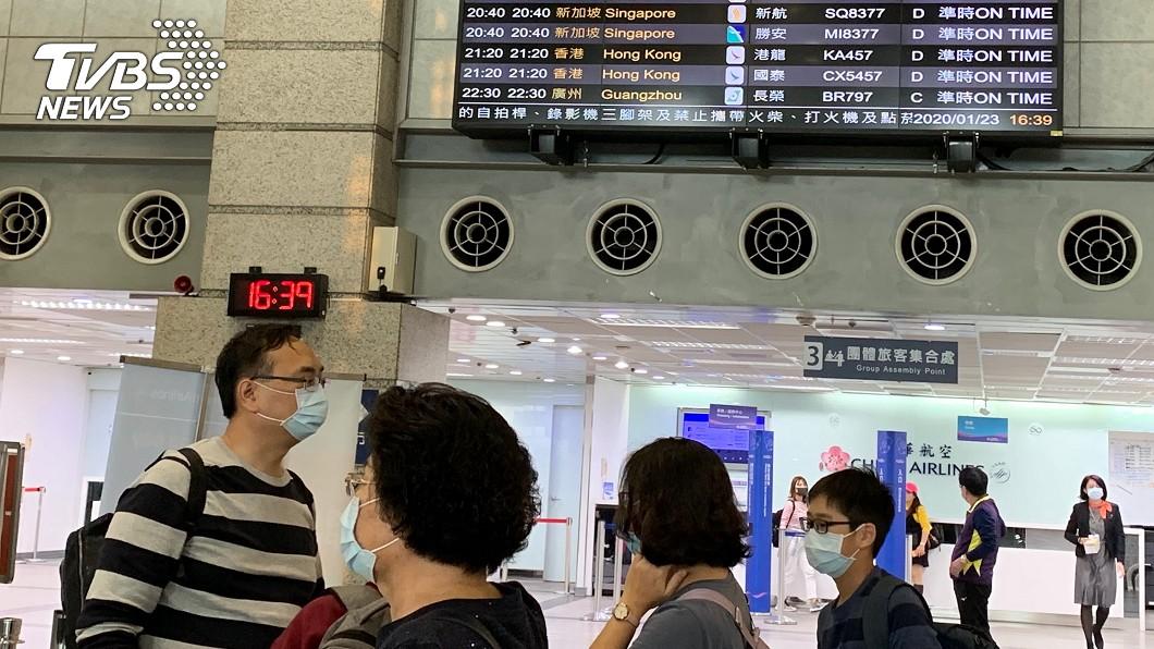 圖/中央社 觀光局硬起來!還有逾6千名陸客在台「1月底前離境」