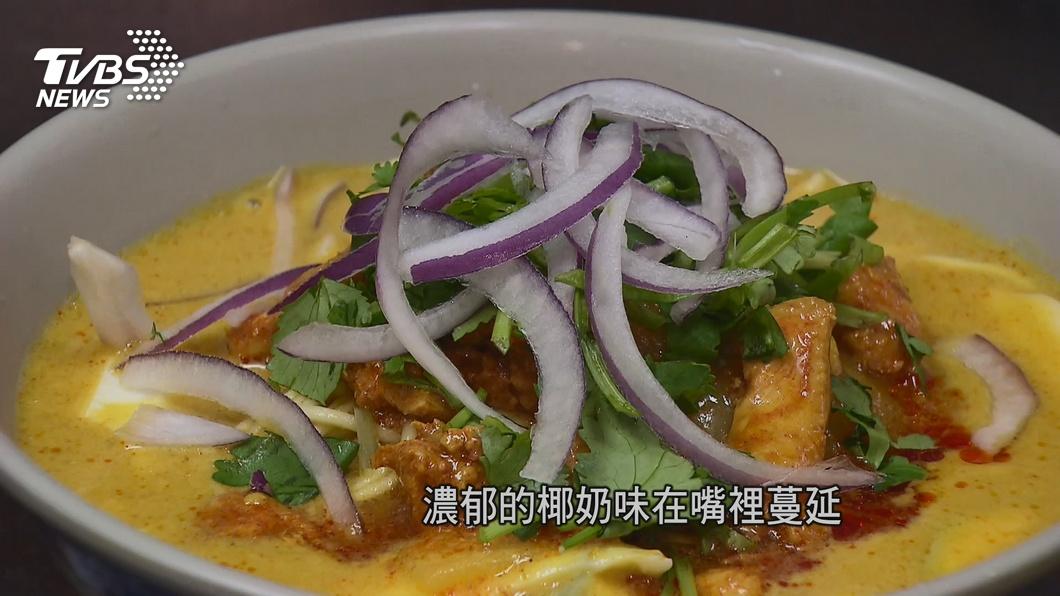 圖/TVBS 「緬甸街」滇、緬華僑聚集 異國美食發展觀光