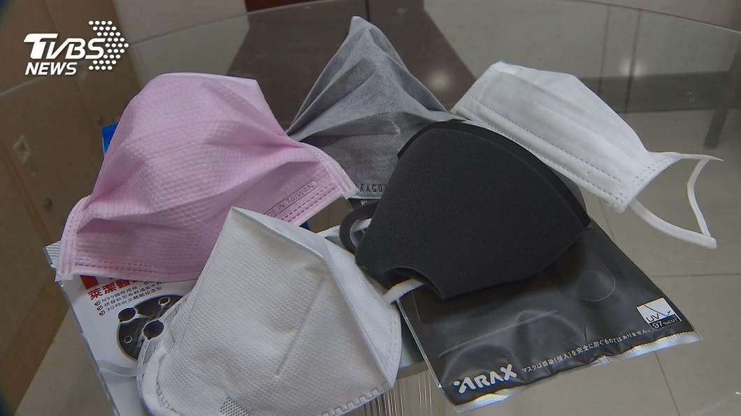全台聽到武漢肺炎都聞之色變,民眾都在搶購口罩。(示意圖/TVBS) 買口罩沒一次掃空…回家被親戚罵傻 女問:我真的笨嗎?