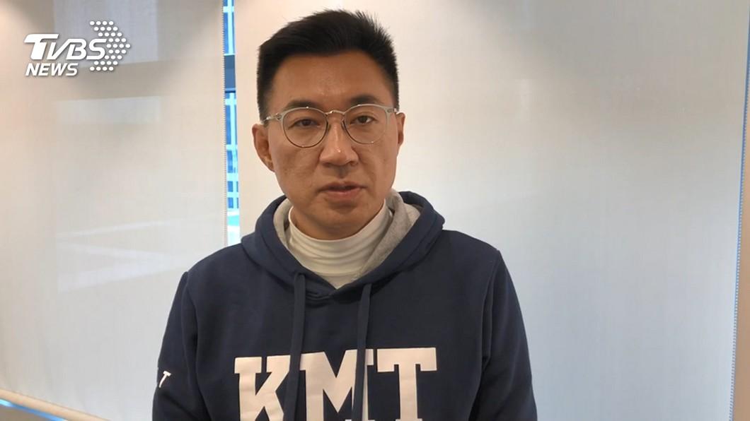 圖/TVBS 防疫研討會無縣市長參與 江啟臣:溝通順暢