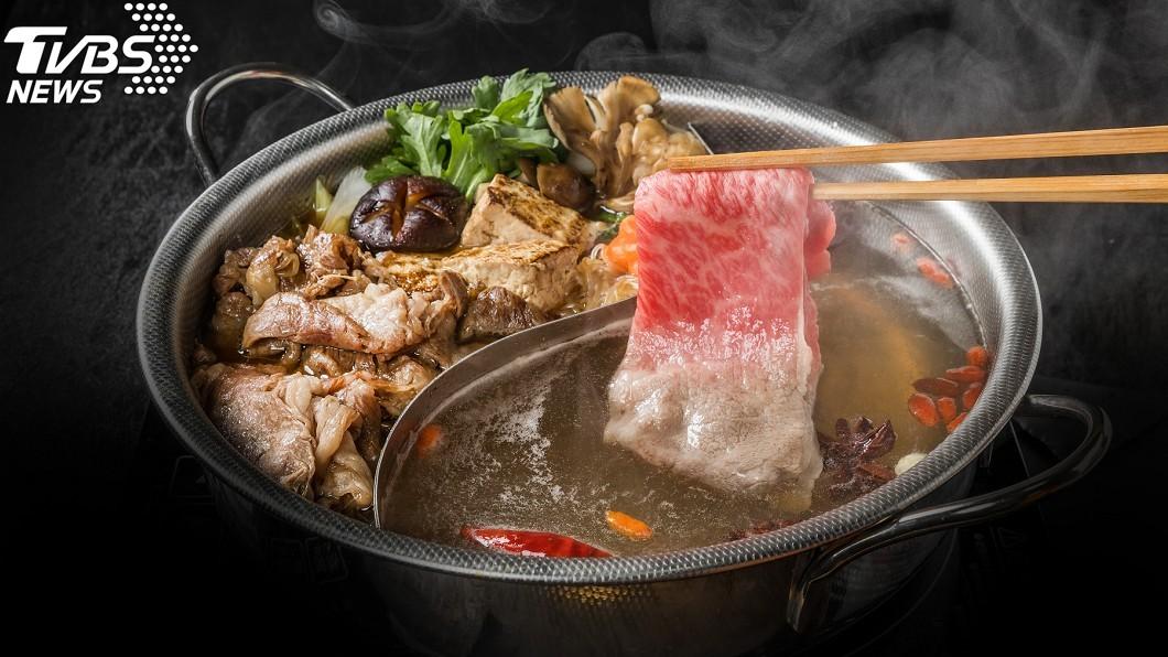 火鍋示意圖/TVBS 低熱量冷門鍋物竟是它!營養師曝「吃鍋4字訣」