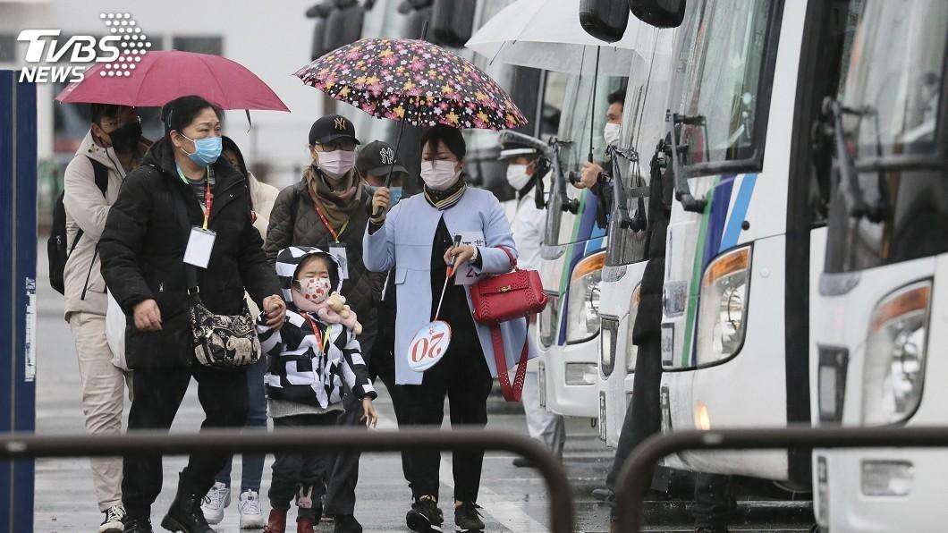 示意圖/達志影像美聯社 中國深圳防範武漢肺炎 入城車輛全面檢疫