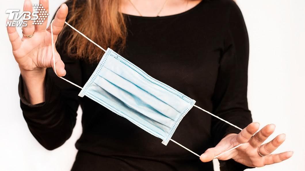 (示意圖/shutterstock 達志影像) 國產醫用口罩防偽標示17日上路 市售品全面回收