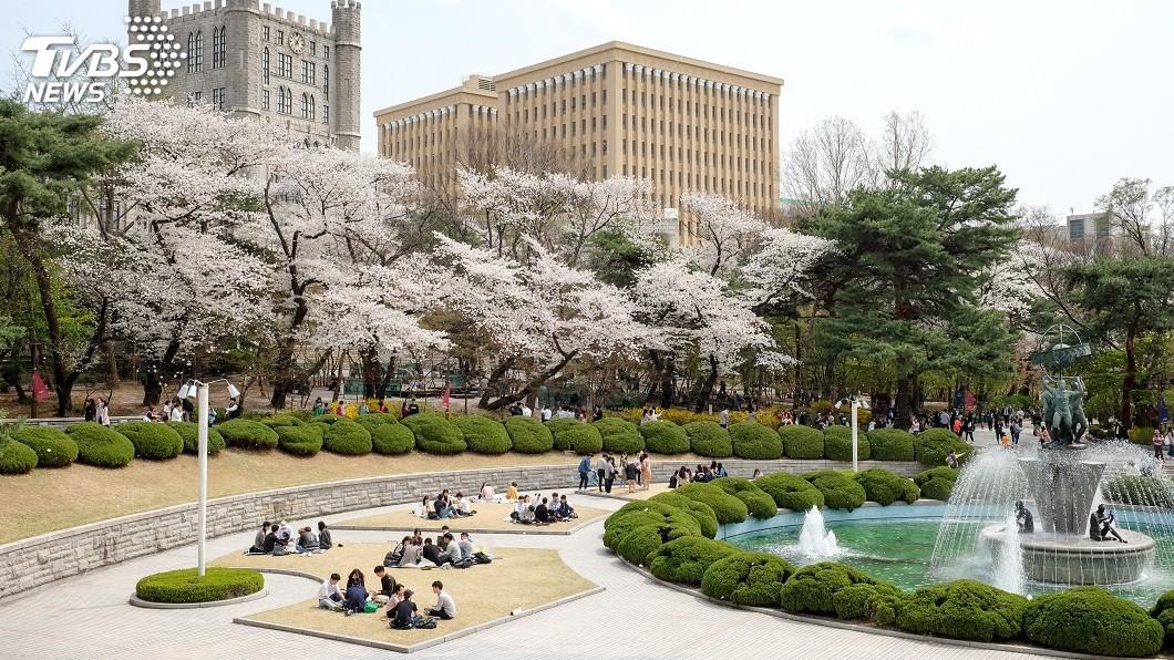 示意圖/TVBS 韓媒:7萬中國留學生將返韓 校園防疫上緊發條