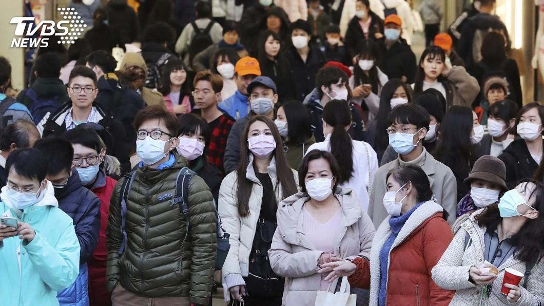圖/達志影像美聯社 武漢肺炎日本列指定傳染病 NHK:2/1提前生效