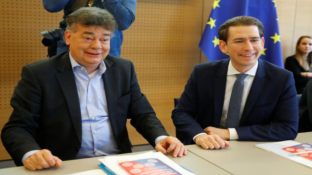 圖/達志影像路透 奧地利創舉 綠黨受邀合組政府救環境