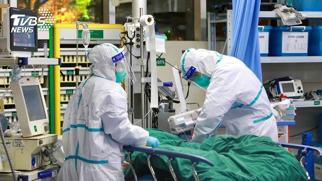 圖/路透社 武漢肺炎蔓延 陸專家:治癒後有再感染風險