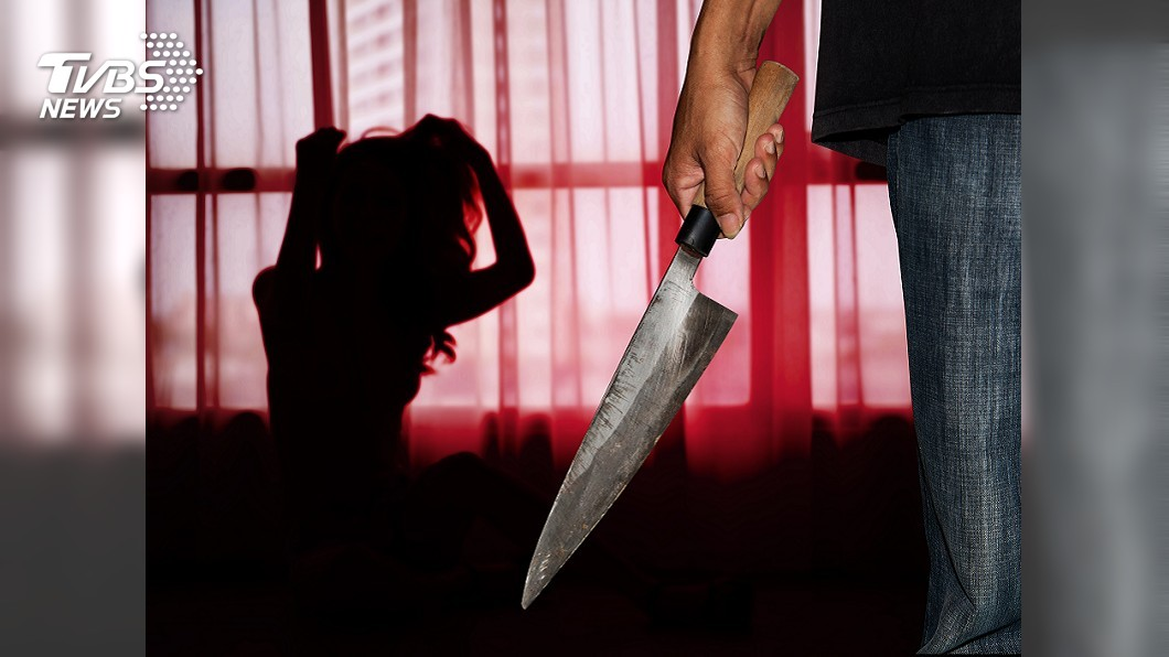 示意圖/TVBS 嫌犯甫出獄就犯罪 倫敦隨機砍人恐攻3傷