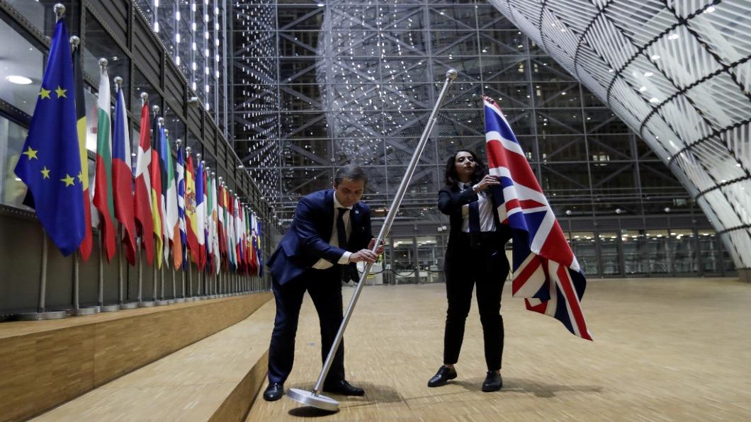 圖/達志影像路透 脫歐新商機 法國規劃免稅城.瞄準英國人