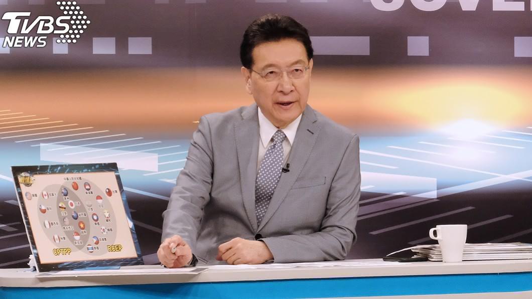 《少康戰情室》主持人趙少康。(圖/TVBS資料照) 藍綠齊轟停課防疫反應過度!趙少康:SARS也沒有這樣