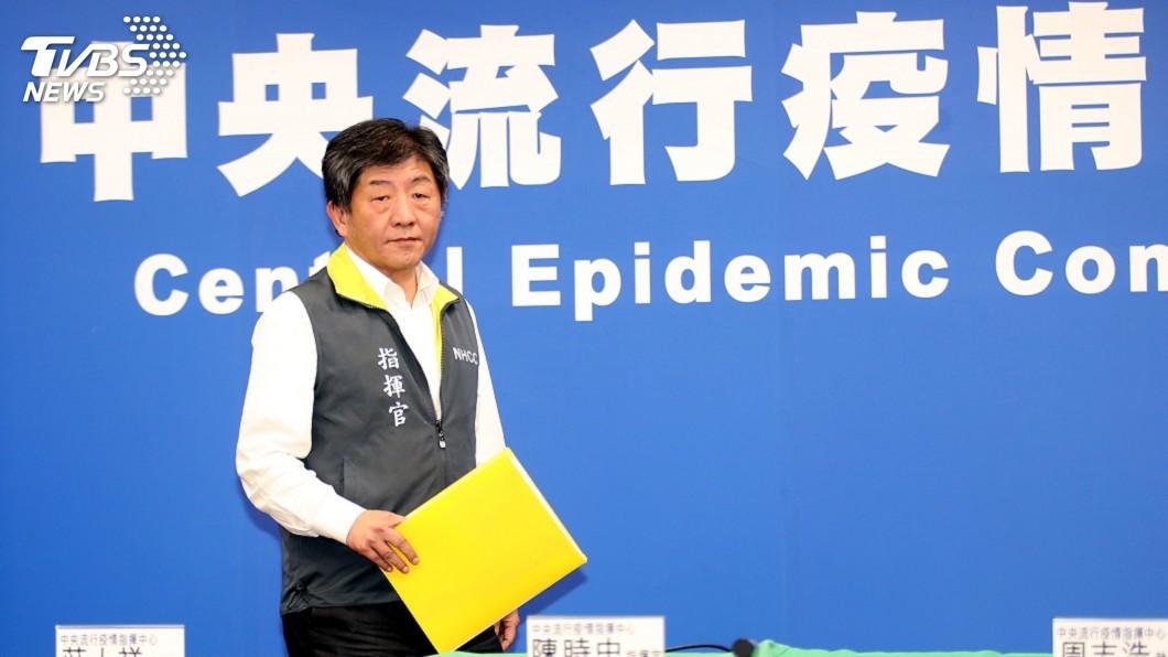 圖/中央社 武漢肺炎確診維持10例 台抗議世衛不當誤植
