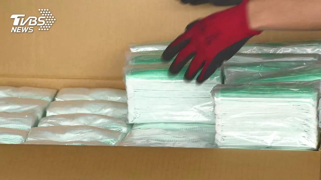 示意圖,與本文無關。(圖/TVBS) 家中備15盒口罩 父母「1舉動」女醫護臉秒綠