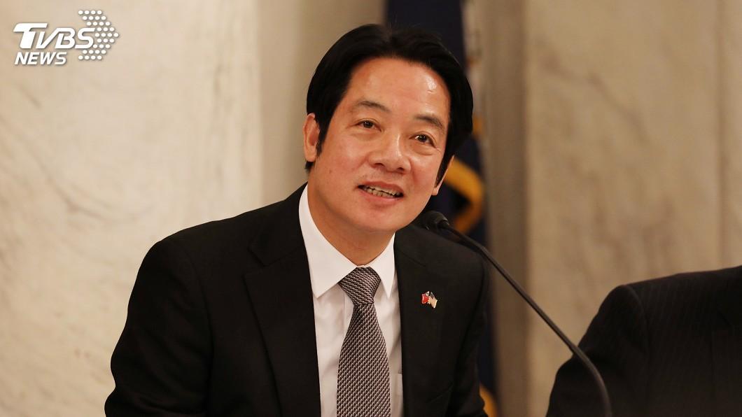 副總統賴清德。(圖/中央社) 陳菊上台報告受阻 賴清德:朝野有責任實質審查