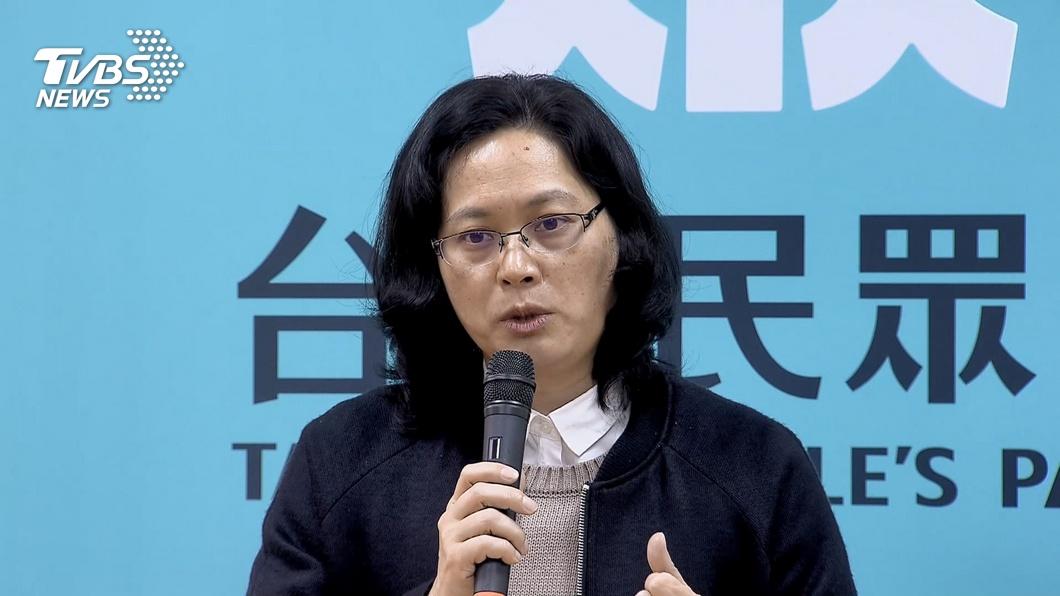 民眾黨立委賴香伶。圖/TVBS資料畫面 提修「疫苗採購調閱小組運作要點」 民眾黨:化解黑箱疑慮