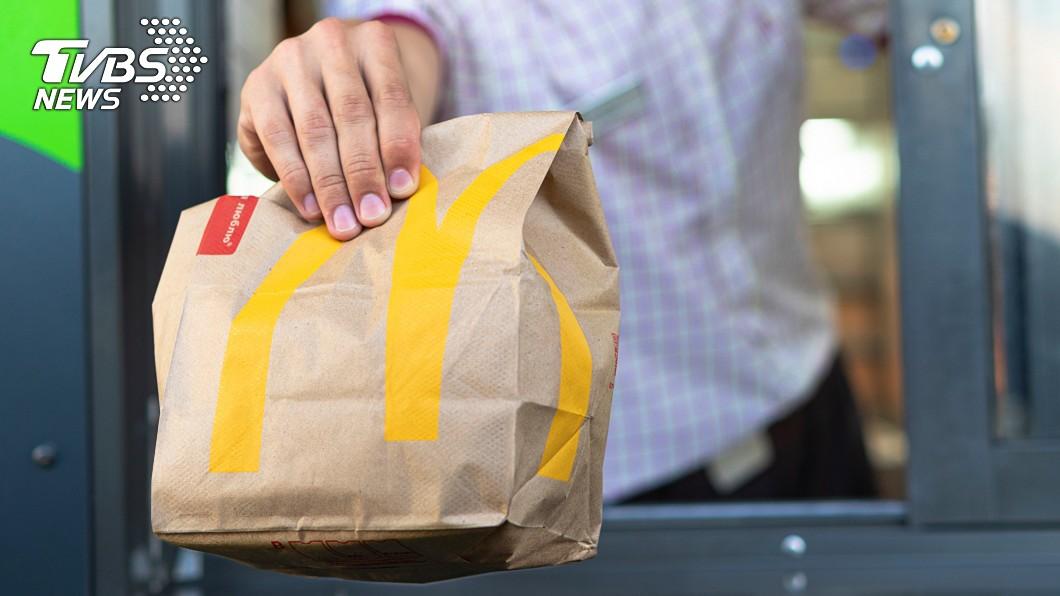 許多民眾都吃過麥當勞販售的餐點,每個人都有自己喜歡的口味。(示意圖/TVBS) 麥當勞這款餐點最夯?網:全天販售穩賺翻