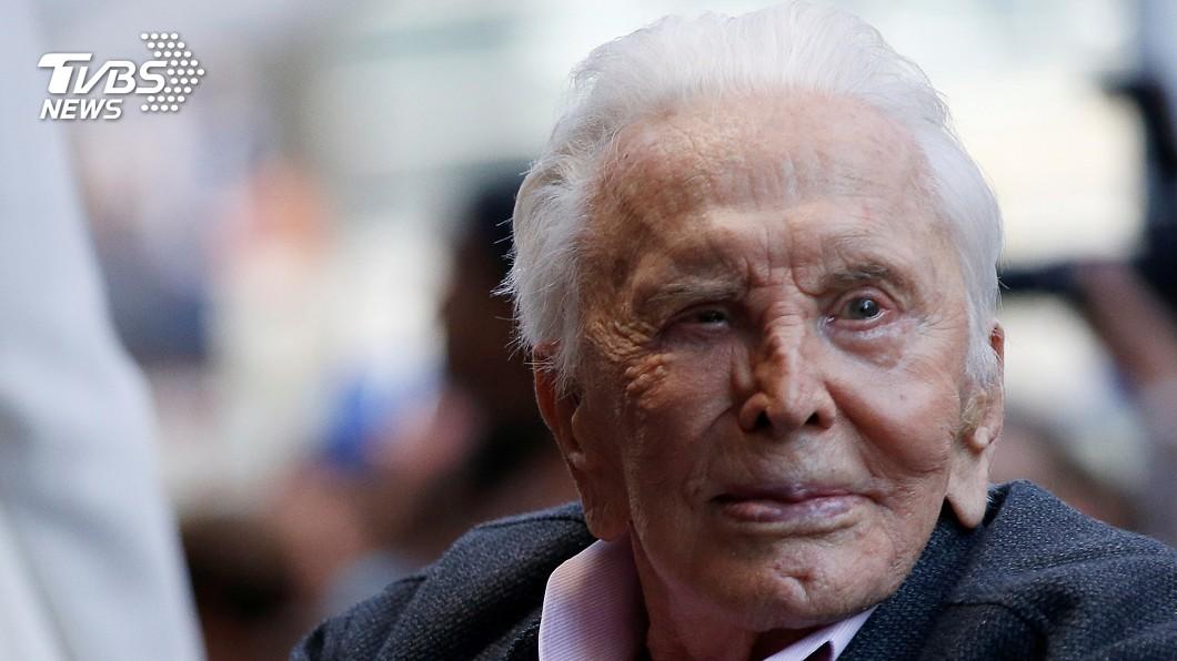 圖/路透社 快訊/老牌影星寇克道格拉斯過世 享嵩壽103歲