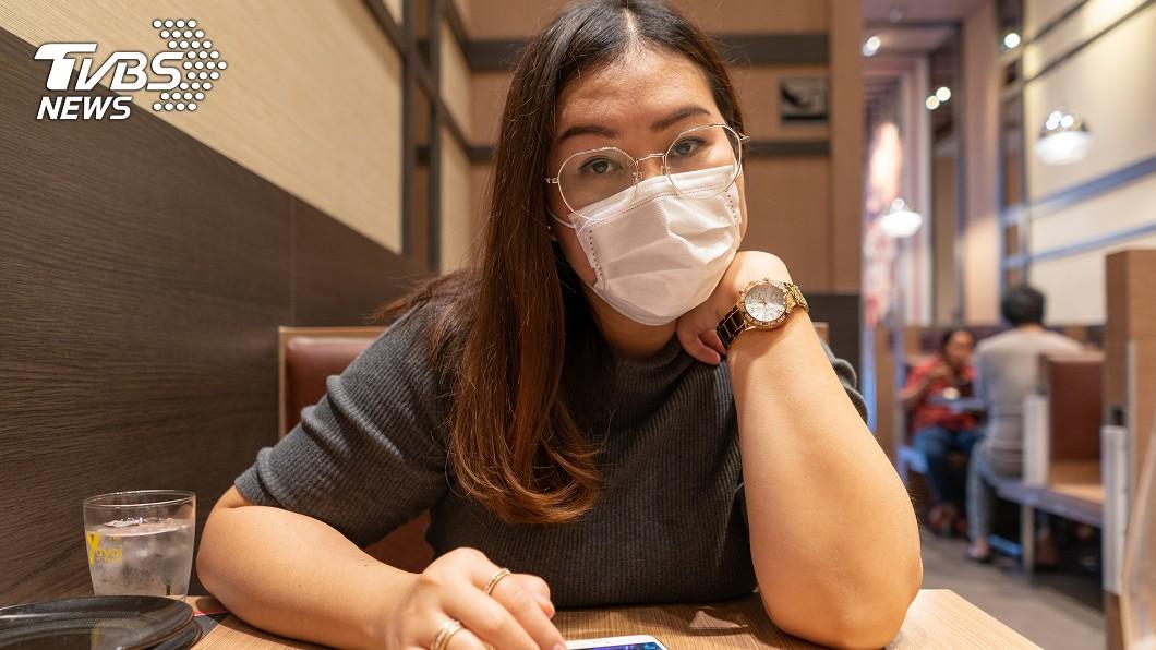 (示意圖/TVBS) 沒口罩別慌!專家教防疫:這類高危險餐廳少去