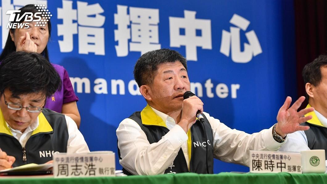 圖/中央社資料畫面 杜絕武漢肺炎擴散 德國在台協會:台灣防疫足成模範