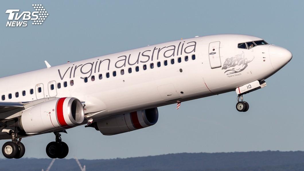 示意圖/TVBS 武漢肺炎衝擊 維珍澳洲航空永久停飛香港航線