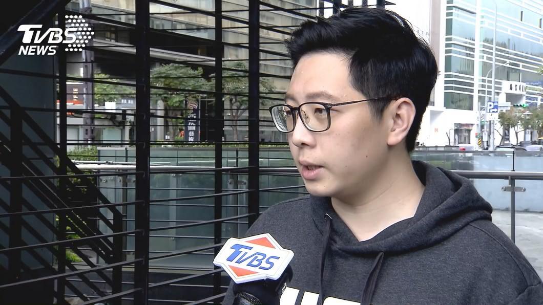 民進黨桃園市議員王浩宇。(圖/TVBS資料畫面) 若拉不下王浩宇 他直言:國民黨準備謝謝收看