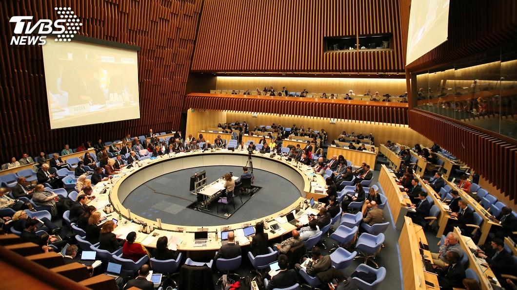 圖/達志影像路透社 國際世衛挺台新頁 美大使上陣德代表歐盟27國發言