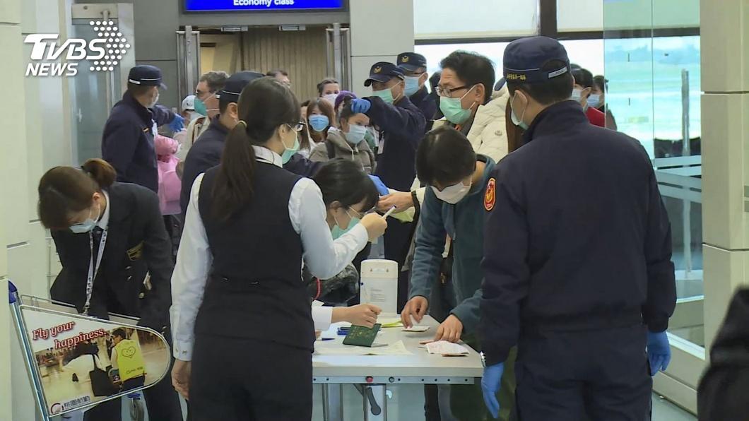 圖/TVBS資料畫面 陸配子女入境反彈大 總統、蘇揆交換意見後撤回