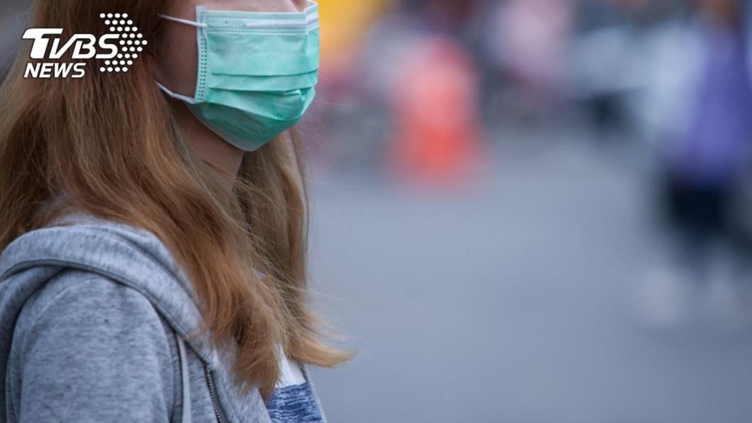 示意圖,與本人無關/TVBS 已懶得戴口罩?發燒流感病患增加 醫示警:病毒一直都在