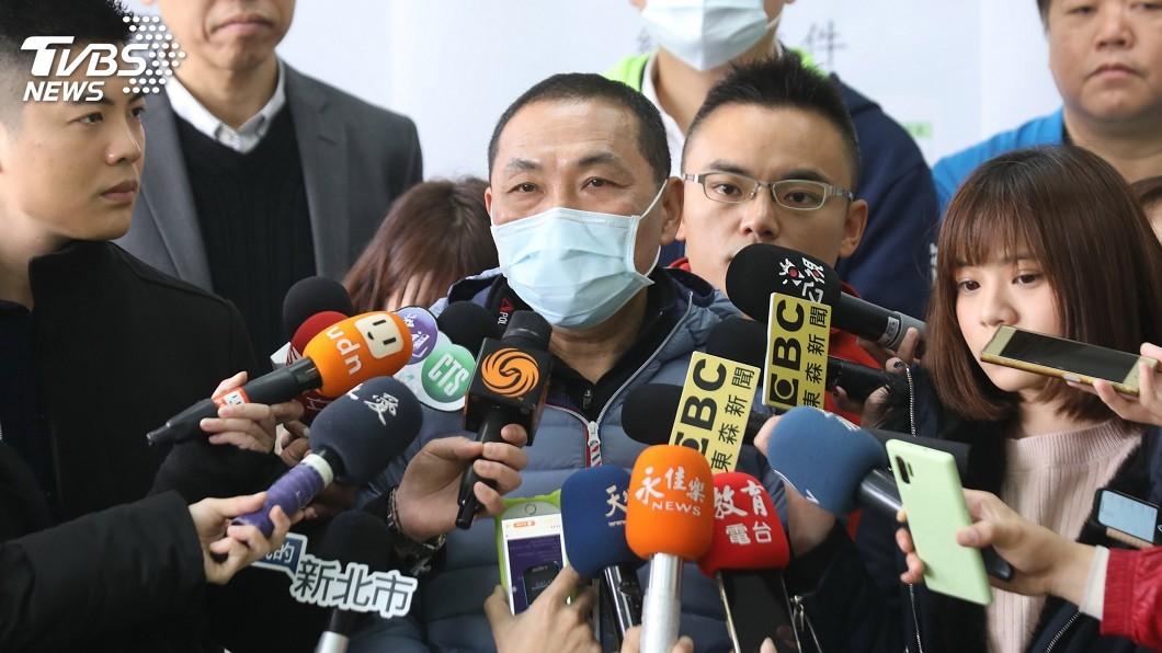 圖/新北市政府提供 居家檢疫失聯者 侯友宜鐵腕祭重罰:他故意的