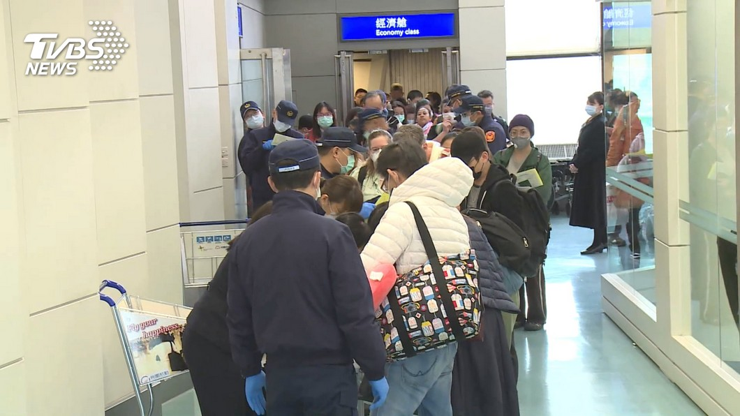 圖/TVBS 出國須帶出入境證明 移民署:目前只能臨櫃申請