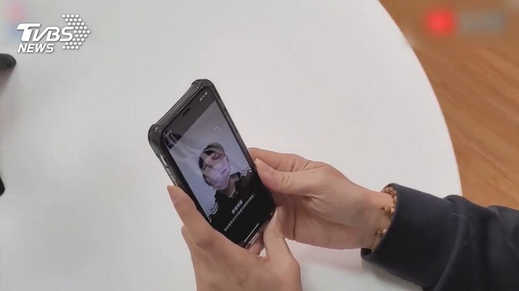 (示意圖/TVBS資料畫面) 半夜搖醒母「睜眼解鎖」 12歲兒拿手機秒轉帳34萬