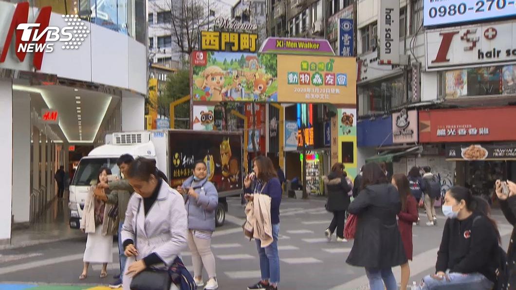 快訊/居家檢疫卻失聯! 警西門町尋獲3名香港人