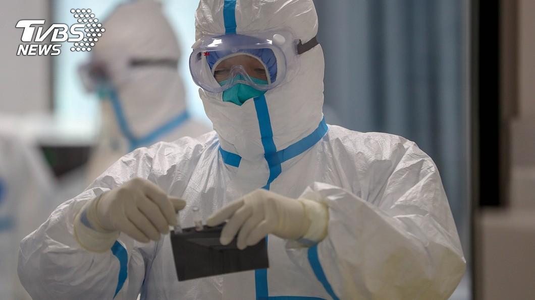圖/中央社 武漢肺炎中國已811死 超越SARS全球死亡人數