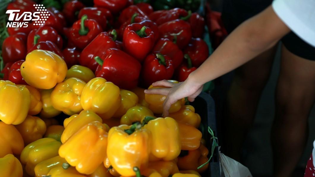 圖/達志影像路透社 武漢肺炎延燒 新加坡超市限購民生用品防囤貨