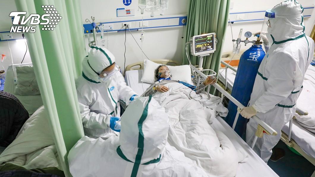 武漢肺炎(新型冠狀病毒)疫情肆虐全球。(示意圖,與該事件無關/達志影像路透社) 研究武肺全球案 日專家:逾5成患者被「無症狀者」感染