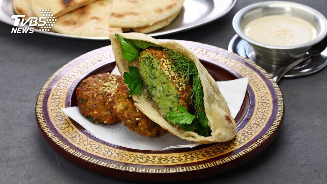 示意圖/TVBS 流傳千年美味 埃及沙拉三明治塔米亞夯