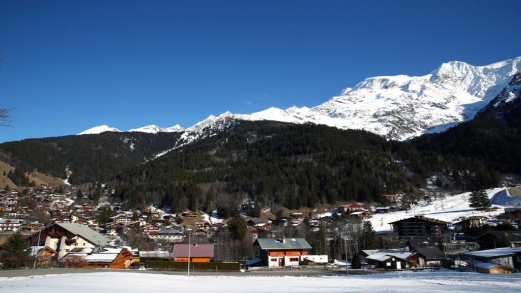 圖/達志影像路透社 快訊/丹麥出現首例確診 曾到義大利北部滑雪