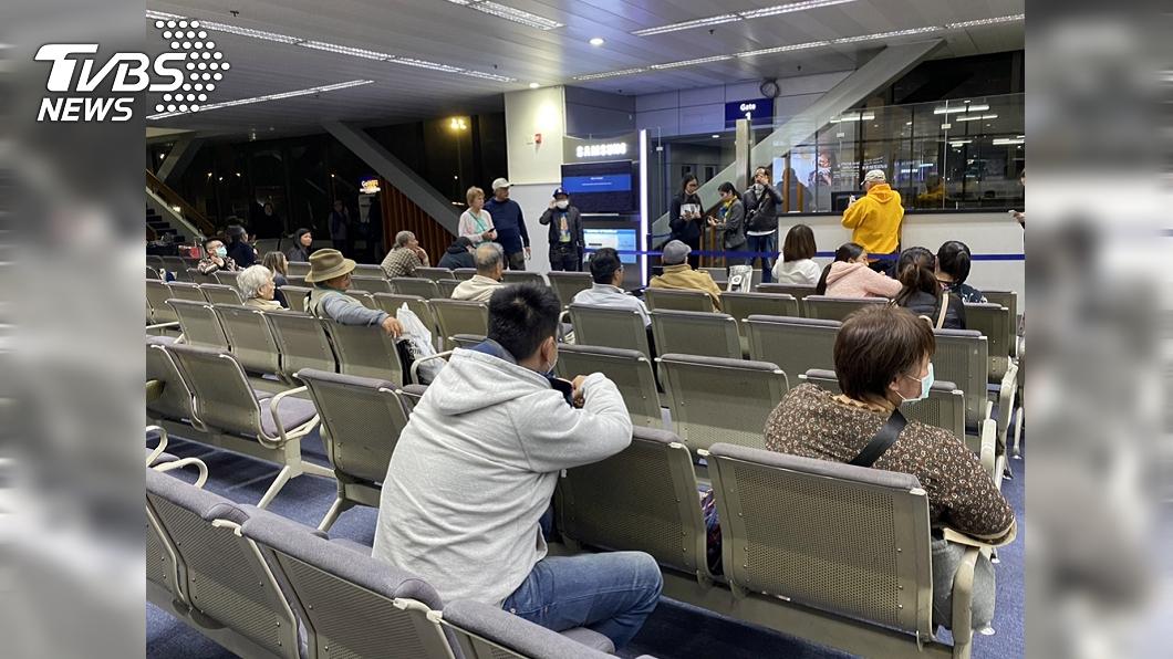 150名台籍旅客抵達菲律賓多地機場後遭拒絕入境。(圖/中央社) 台灣被納入旅行禁令 150台籍旅客抵菲無法入境