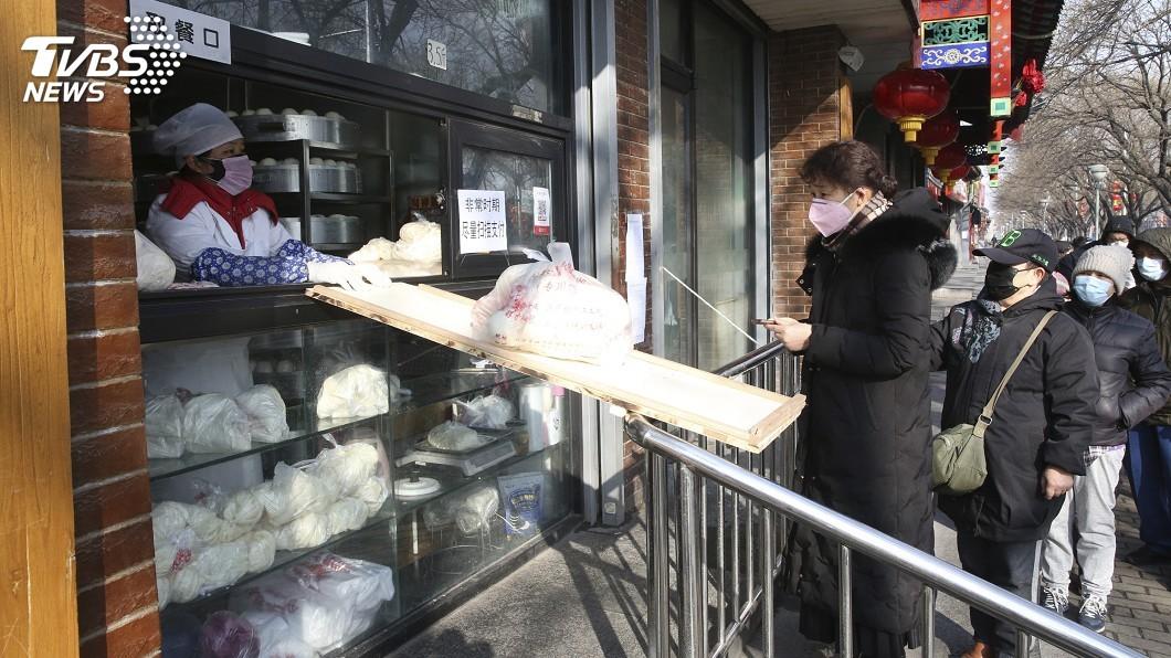 圖/達志影像美聯社 了解新型冠狀病毒疫情 WHO專家先遣小組抵中國