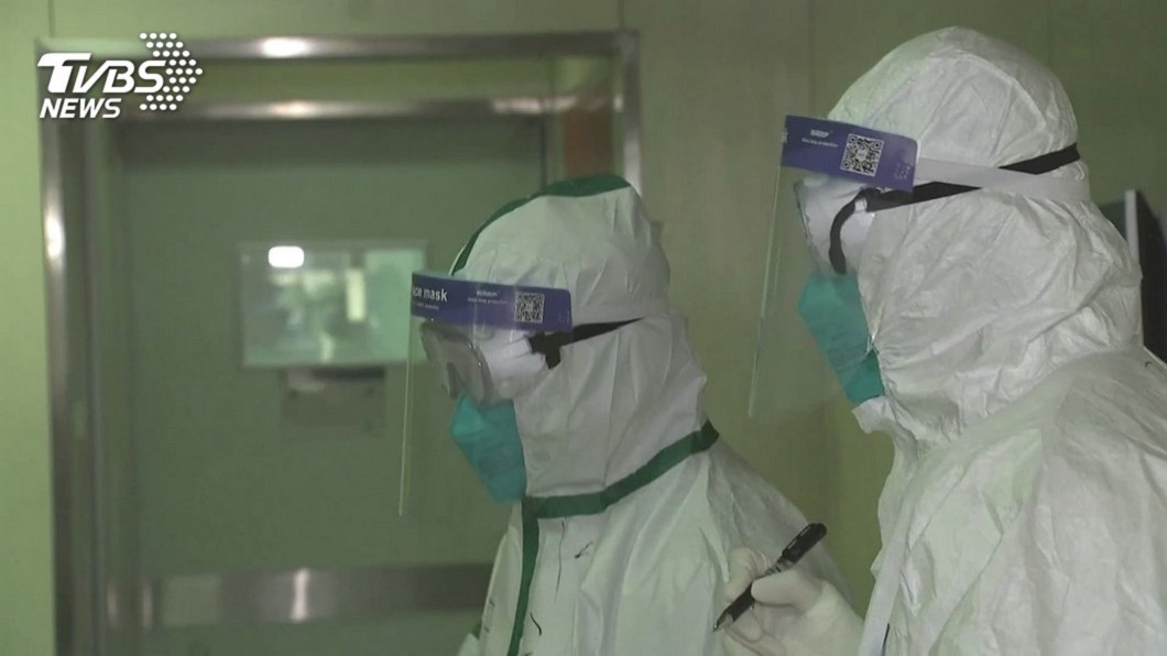 新冠肺炎(俗稱武漢肺炎)防疫示意圖。(圖/TVBS資料照) 不像SARS會消失!陳建仁:新冠肺炎恐演變「流感化」