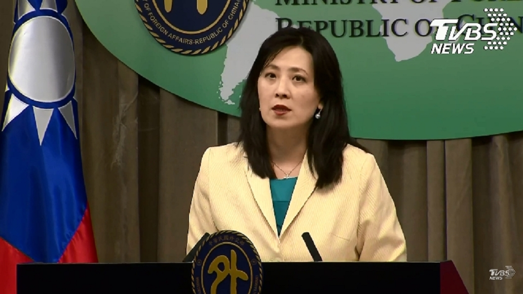 外交部要求陸方停止擴張主義。(圖/TVBS資料畫面) 陸稱「沒有海峽中線」 外交部譴:停止擴張主義