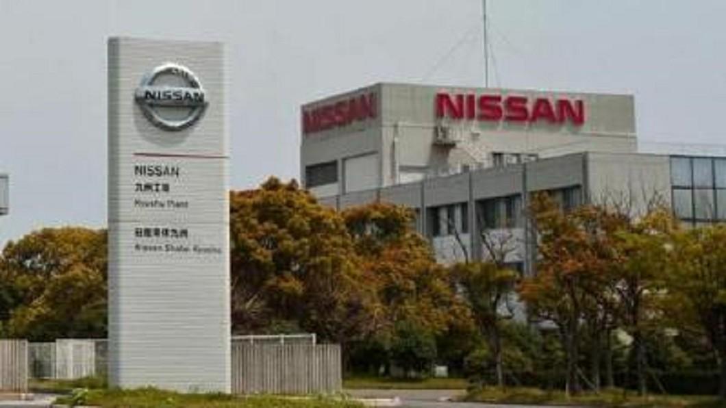圖/翻攝自纵相微博 疫情讓汽車零件短缺 日產九州廠暫時停工