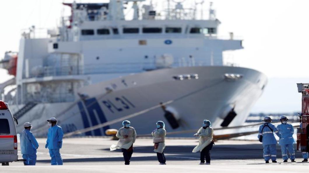 圖/達志影像路透 郵輪成「漂浮迷你版武漢」 乘客船員紛對外求援