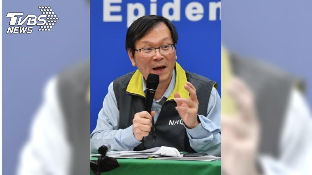 圖/中央社 WHO定名COVID-19 台灣官方建議簡稱武漢肺炎