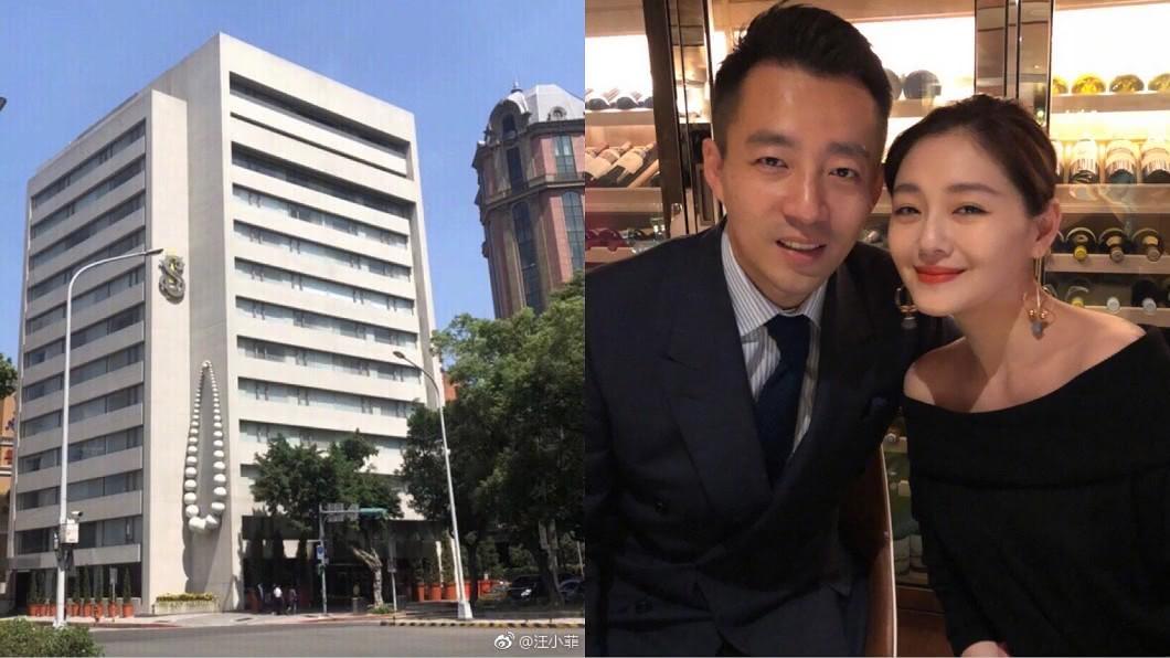汪小菲經營的S Hotel 3月27日正式成為台北市防疫旅館之列。(圖/翻攝自汪小菲、大S微博) 住防疫旅館15天花9萬!檢疫者爆汪小菲「變校長」