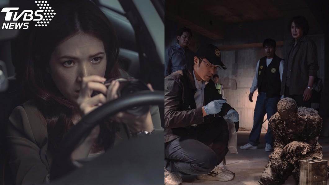 許瑋甯(圖左)、張孝全聯手演出《誰是被害者》。(圖/Netflix提供) 「王水溶屍」死狀驚悚!許瑋甯《誰是被害者》破台劇尺度